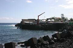 Hafen San Andres